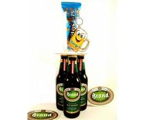 Biergeschenk happy opener Brand