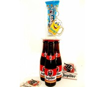 Biergeschenk happy opener Jupiler