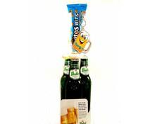 Biergeschenk happy opener Grolsch