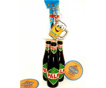 Biergeschenk happy opener Palm