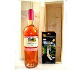 Cadeautips rosé wijn Ribeaupierre Cinsault