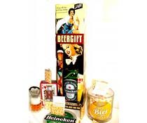 Cadeautips Bierpakket beergift koker Heineken