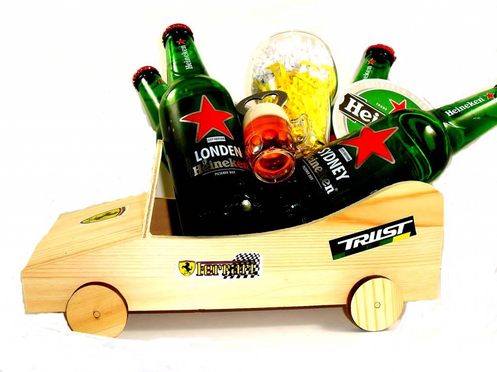 Keuken Cadeau Man : cadeautips bierpakket ferrari race auto heineken cadeautips bierpakket