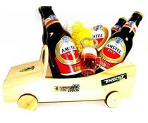 Cadeautips bierpakket Ferrari race auto Amstel