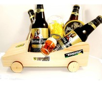 Cadeautips bierpakket Ferrari race auto Hertog-Jan