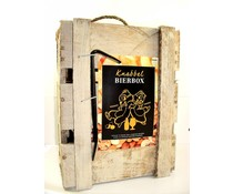 Bierpakket Knabbel-Bierbox Hertog-Jan