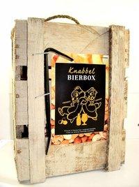 Bierpakket: Voor ieder budget een leuk en origineel knabbel-bierbox bierpakket.