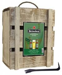 BIERPAKKET KOPEN? Knabbel-Bierbox + Bier naar keuze.
