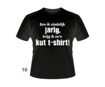 Gadgets Slogan T-Shirts - Ben ik eindelijk jarig