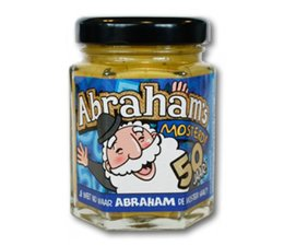Abraham 50 jaar. Abraham Mosterd