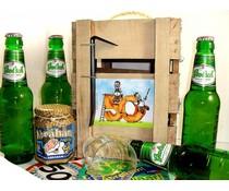 Abraham Bierpakket Bierbox Grolsch