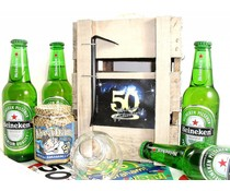 Abraham Bierpakket Bierbox Heineken