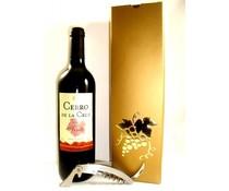 Cadeautips Rode Wijn Flesdoos Spanje