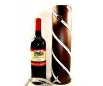 Cadeautips Rode Wijn Koker Frankrijk