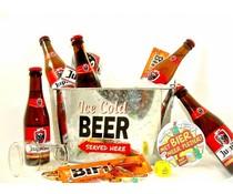 Cadeautips Bierpakket Jupiler Bierkoeler + Flesopener
