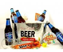 Cadeautips Bierpakket Bavaria Bierkoeler + Flesopener