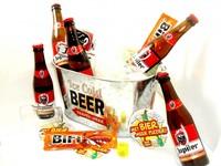 Cadeautip voor hem. Voor ieder budget een leuk en origineel bierkoeler bierpakket.