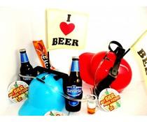Bierpakket Bavaria + Bierhelm