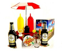 Bierpakket Warsteiner + Picknicktafel