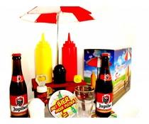 Bierpakket Jupiler + Picknicktafel