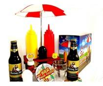Bierpakket Hertog-Jan + Picknicktafel