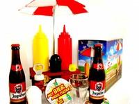 Bierpakket: Voor ieder budget een leuk en origineel bierpicknick-fun bierpakket.