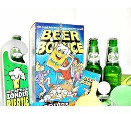 Cadeautips Bierpakket Grolsch Beer bounce