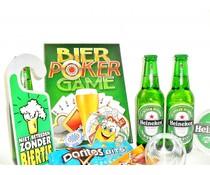 Cadeautips Bierpakket Heineken Bierpoker