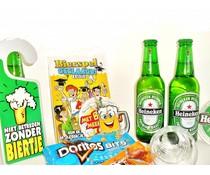 Cadeautips Bierpakket Heineken Bierdiploma