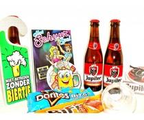 Cadeautips Bierpakket Jupiler Schuurspel