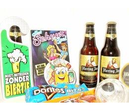 Cadeautips Bierpakket Hertog-Jan Schuurspel