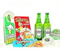 Cadeautips Bierpakket Heineken Swaffelspel