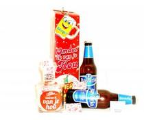 Cadeautips Bierpakket Bavaria + Minibierglas
