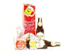 Cadeautips Bierpakket Alfa + Minibierglas
