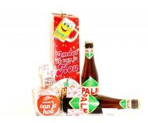 Cadeautips Bierpakket Palm + Minibierglas
