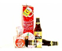 Cadeautips Bierpakket Hertog-Jan + Minibierglas