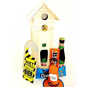 Bierpakket : Bier-Vogelhuisje