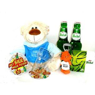 Bierpakket : Beer + knuffel