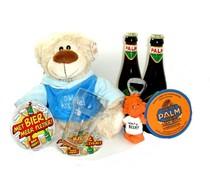 Cadeautips Bierpakket Palm Knuffelbeer