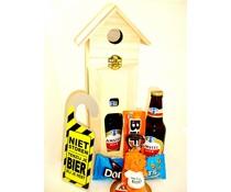 Cadeautips Bierpakket Amstel Vogelhuisje