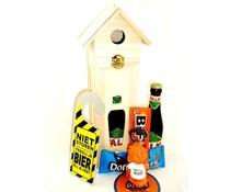 Cadeautips Bierpakket Palm Vogelhuisje