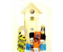 Cadeautips Bierpakket Alfa Vogelhuisje