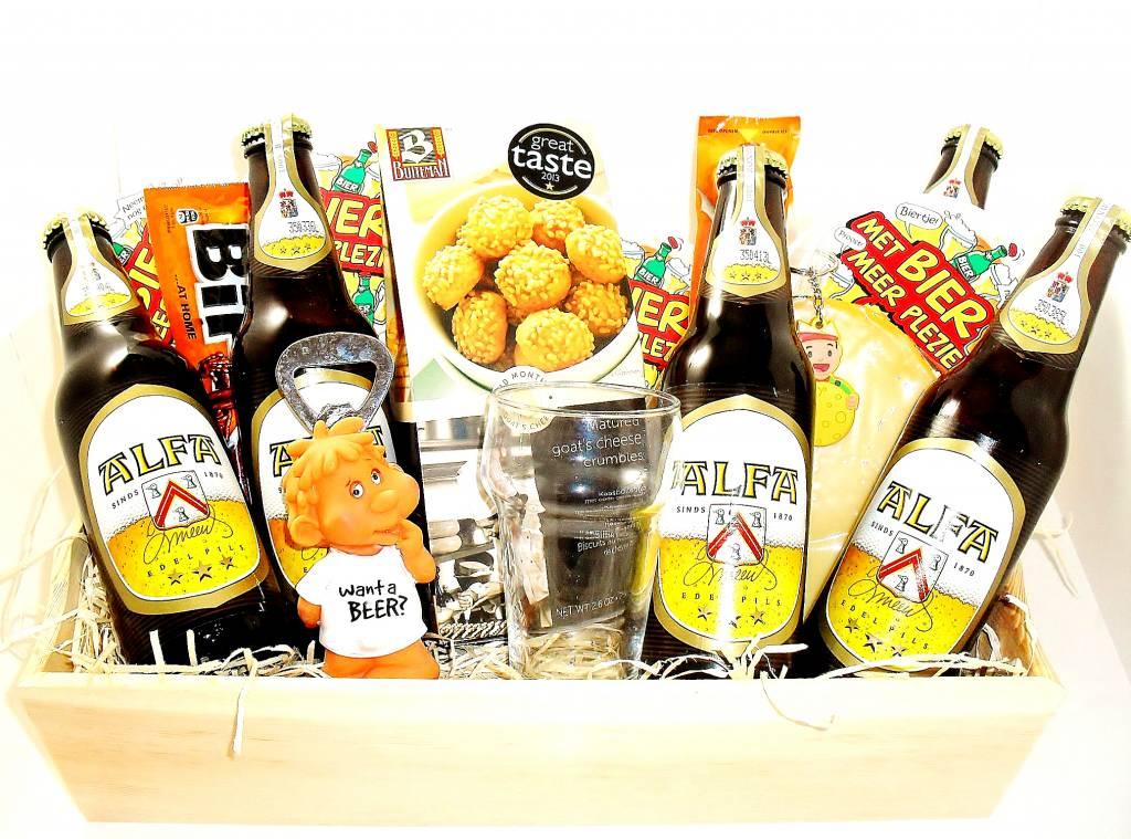 Voor Ieder Budget Een Leuk En Origineel Bier Dienblad Pakket