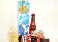 Bierpakket. Voor ieder budget een leuk en origineel bier + melkpak bierpakket.