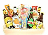 Bierpakket: Voor ieder budget een leuk en origineel bier en chocolade bierpakket.
