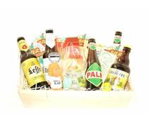 Biertje? Bierpakket Bier-dienblad Speciaal + Chocolade