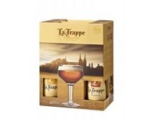 Bierpakket La Trappe + Bokaal