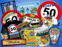 Gift & Gadgets Abraham 50 jaar