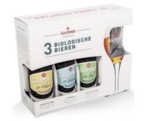 Bierpakket : Cadeaudoos Biologisch Gulpener