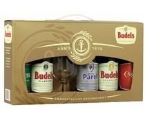 Bierpakket : Cadeaudoos Biologisch Budels